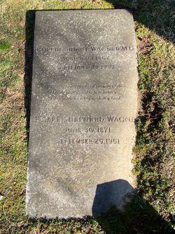 Isabel <I>Shepherd</I> Wagner