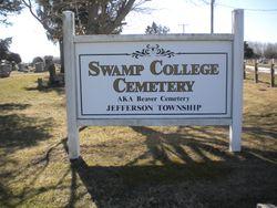 Swamp College Cemetery