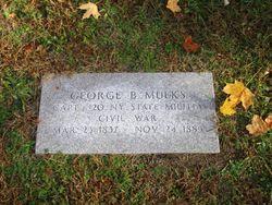 George B Mulks