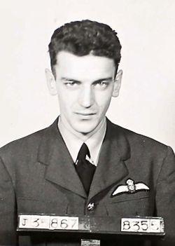 Flying Officer Jean Joseph Belanger