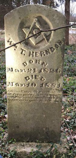 William Thompson Herndon