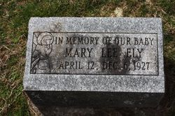 Mary Lee Ely