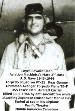 AMM2 Loyce Edward Deen