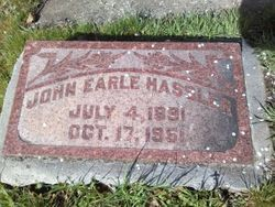 John Earle Hassler