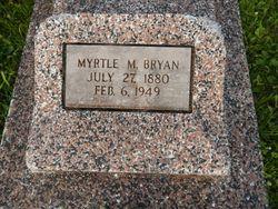 Margaret Myrtle <I>Tracy</I> Bryan