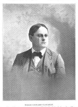 Willis Leonard Clanahan