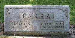 """Charity Alcinda """"Alla"""" <I>Burns</I> Farra"""