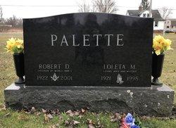 Robert D Palette