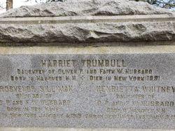 Harriet Trumbull Hubbard