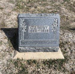 C J Calvin James Ruby