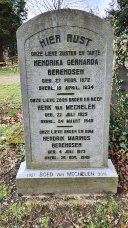 Hendrik Marinus Berendsen