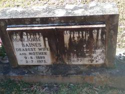 Arthur Joseph Baines