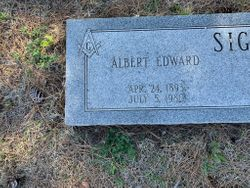 Albert Edward Sigal