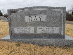 Mabel Louise <I>Whiteford</I> Day