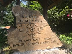 Baxter Cemetery