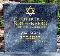 Gunther Erich Rothenberg