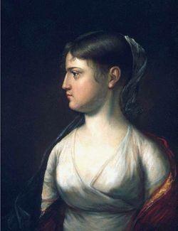 Theodosia <I>Burr</I> Alston