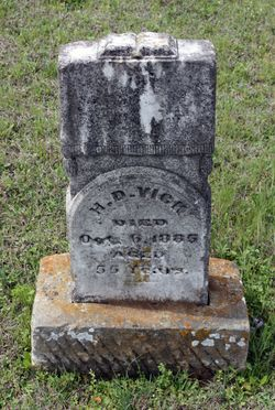 Hartwell D. Vick