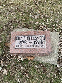 Grace Emma <I>Noll</I> Smith