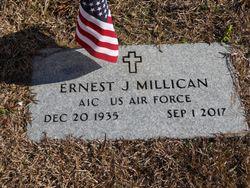 Ernest J. Millican