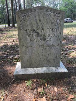 Haney Winfield Todd