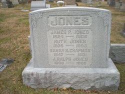James P Jones