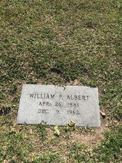 William Frederick Albert