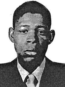 Sgt Arthur Stanley Hill, Jr