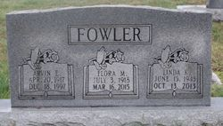 Flora <I>Martin</I> Fowler
