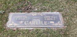 Hattie Mae <I>Mitchell</I> Carlile
