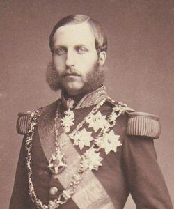 Prince Philippe of Belgium
