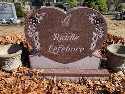 Cynthia J. <I>Riddle</I> Lefebvre