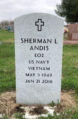 Sherman Lee Andis
