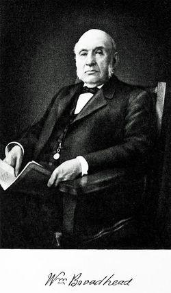 William H. Broadhead