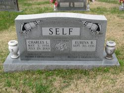 """Charles Luther """"Snake"""" Self"""