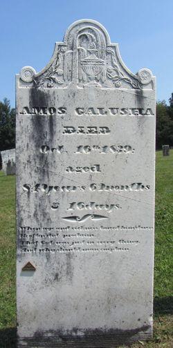 Amos Galusha