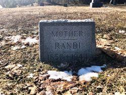 Randi Tronsdotter <I>Oien</I> Frederickson