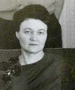 Elsie Bertha Johanne <I>Wellsandt</I> Ott