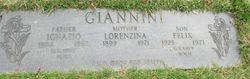 Lorenzina <I>Pampanini</I> Giannini