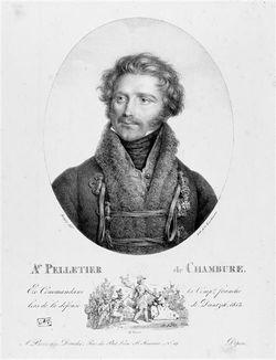 Laurent Augustin Pelletier de Chambure