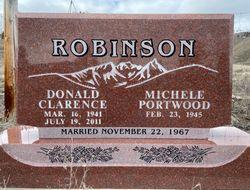 Donald Clarence Robinson