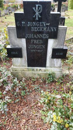 Johannes Frederikus Jongen