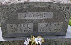 Claudie Bell <I>Bagwell</I> Carr