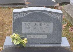 Teal Johnson
