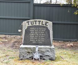 Henrietta <I>Simpson</I> Tuttle