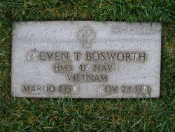 Steven T Bosworth