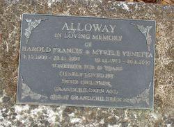 Harold Francis Alloway