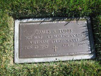 James A Tubbs
