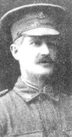Sergeant John Ernest Pushman Bowring