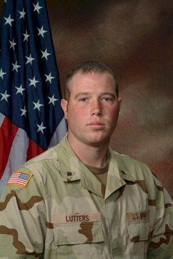 Sgt Derrick Joseph Lutters
